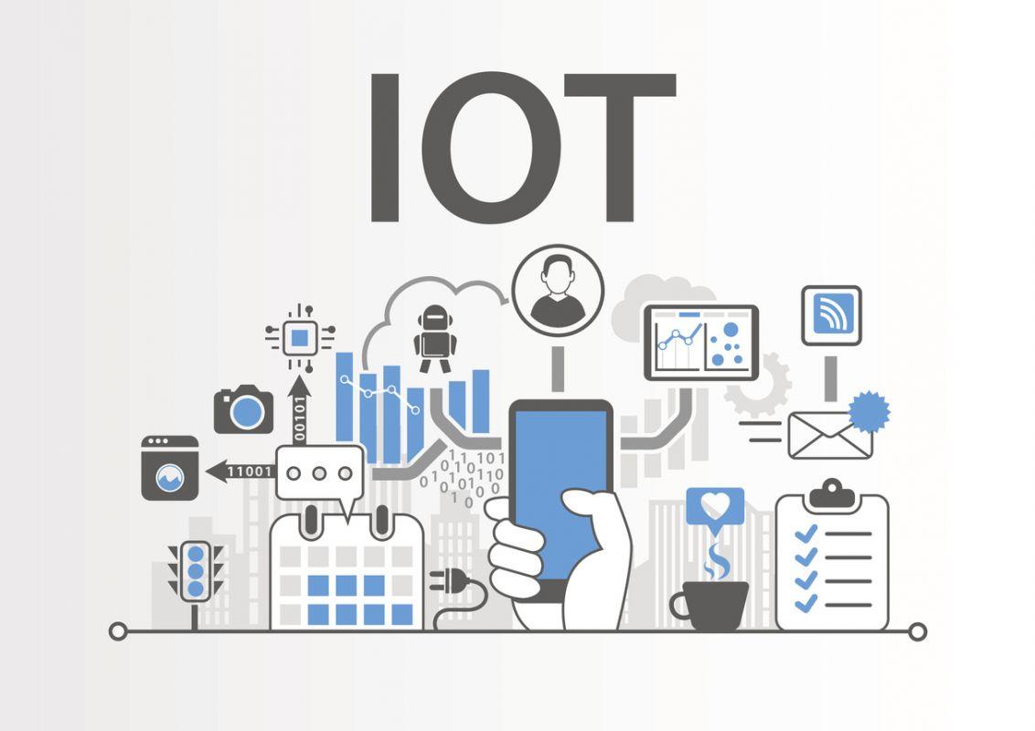 O crescimento de IoT em um mundo conectado: do controle por voz até cidades conectadas