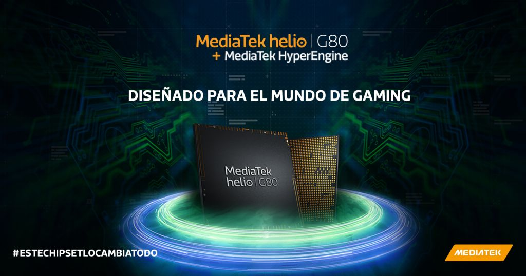 MediaTek anuncia chipsets para jogos de smartphones