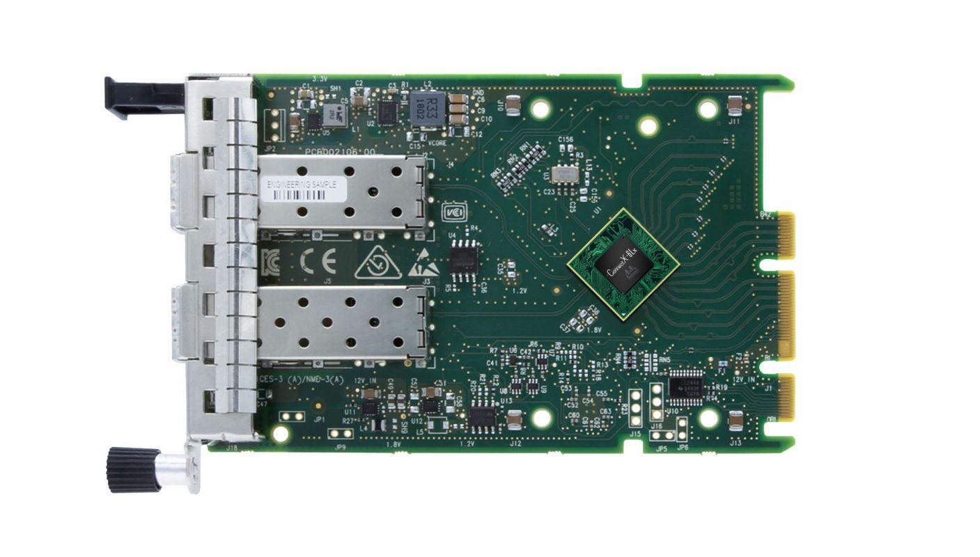 Nvidia anuncia SmartNIC seguro da indústria otimizado para 25G