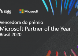 Solo Network recebe prêmio Microsoft Partner of the Year Brazil 2020