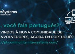 Nova comunidade de desenvolvedores agora tem acesso a conteúdo em Português