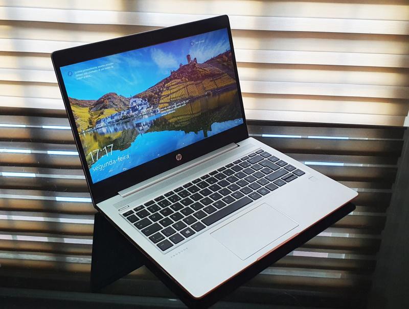 Acompanhe o teste minucioso do notebook HP ProBook 445 G7