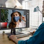 ViewSonic atualiza monitores profissionais com precisão ajustes para daltonismo