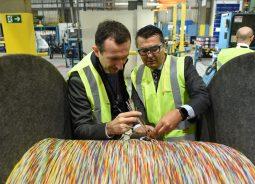 Produção de cabos ópticos no Brasil pode evitar desabastecimento