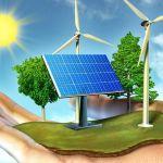 Eólica e solar levam carvão à queda recorde em 2020