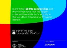Kingston é patrocinadora global do World Creativity Day