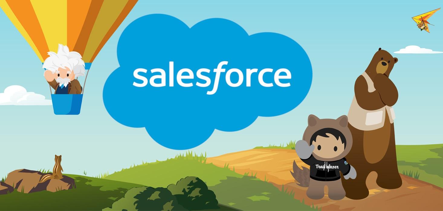 Salesforce amplia portfólio com o Digital 360 for Industries
