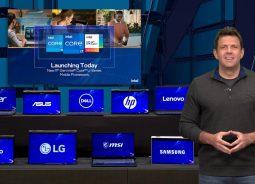Intel lança na Computex dois processadores para portáteis premium