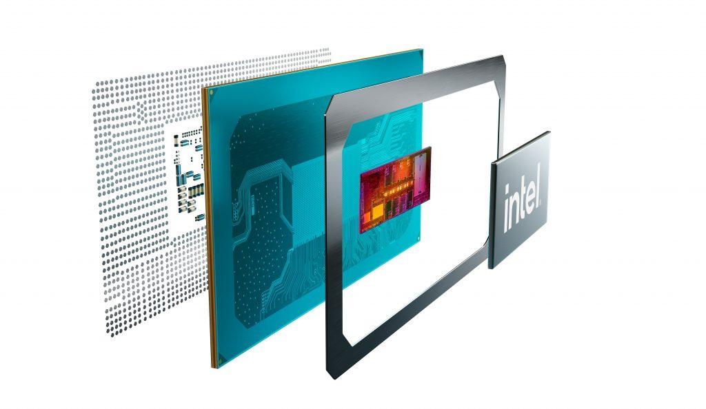 Intel anuncia os novos processadores portáteis Tiger Lake-H