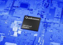 Qualcomm apresenta modem 5G especialmente para aplicações IoT