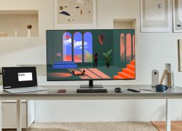 Samsung expande linha de monitores inteligentes no mundo todo