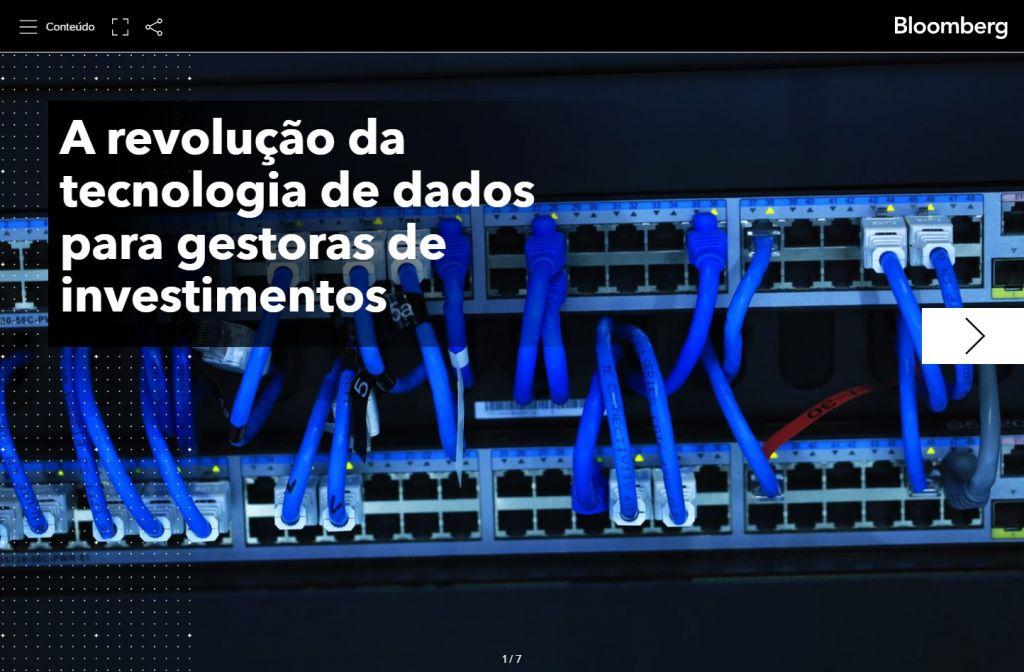 Bloomberg publica e-book sobre a revolução da tecnologia de dados