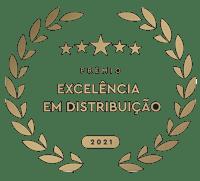Selo Excelência em Distribuição