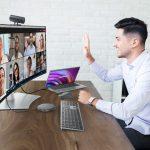 Dell lança UltraSharp Webcam para videoconferência de qualidade