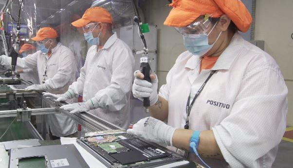 Positivo Tecnologia oferece 80 oportunidades de emprego em todas as regiões do País