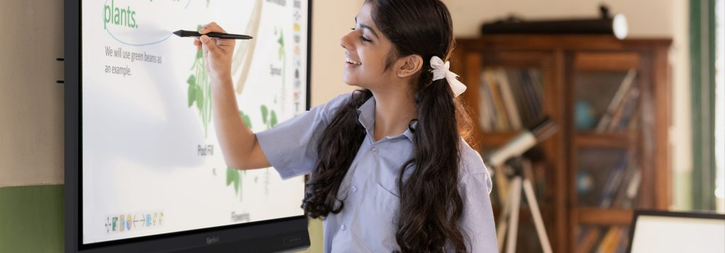 ViewSonic apresenta nova geração de visores interativos