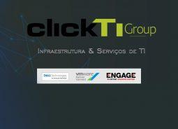 Click TI, empresa de tecnologia com 12 anos de mercado, está em expansão no mercado brasileiro