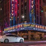 Veículo autônomo da Intel faz teste em Nova York