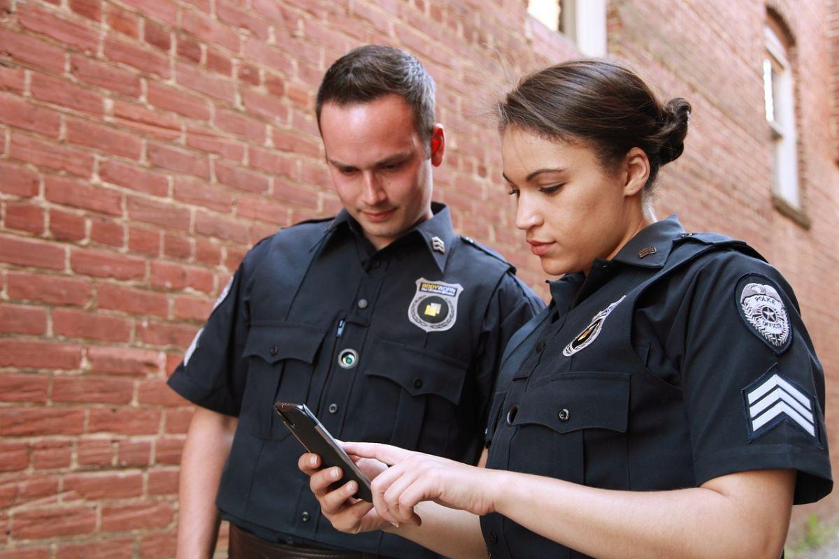 Soluções tecnológicas no suporte de segurança pública