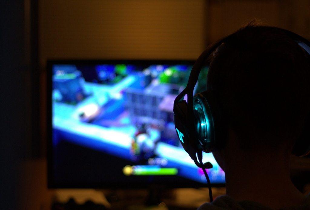Jogos: de diversão à profissão
