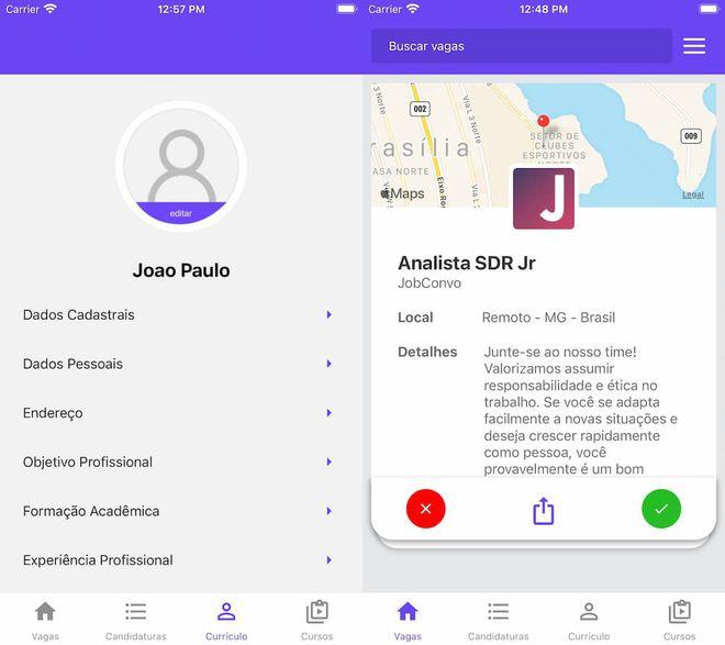 App gratuito usa geolocalização para mostrar vagas em cargos operacionais