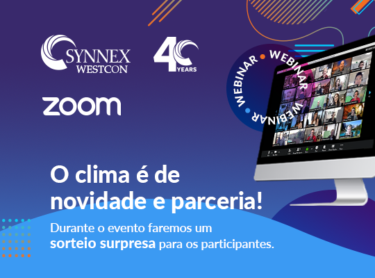evento Launch Meeting: Synnex Westcon & ZOOM.