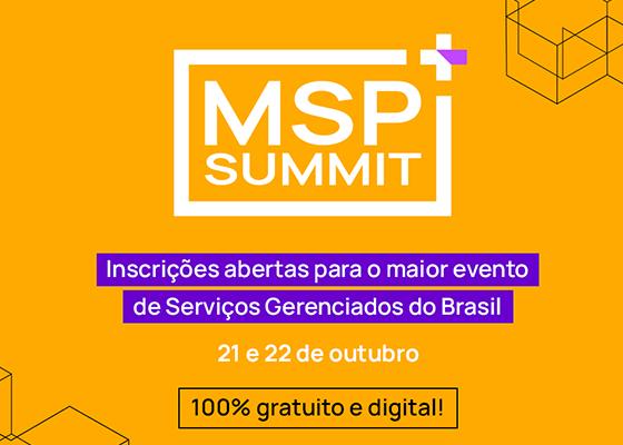 evento MSP SUMMIT 2021
