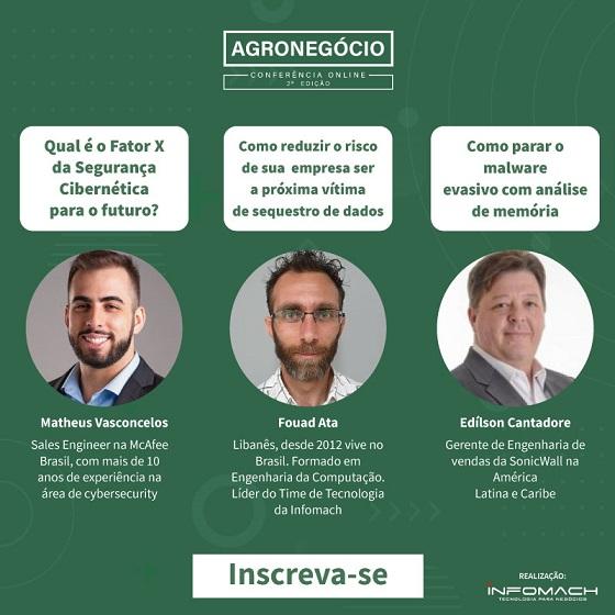 evento Conferência Online do Agronegócio